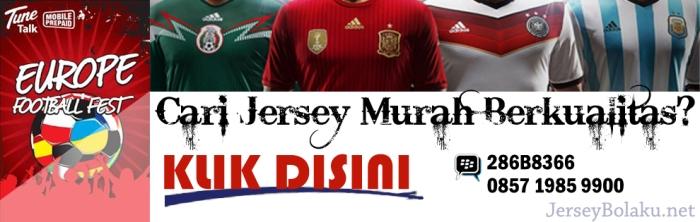 Jersey Bola Eropa